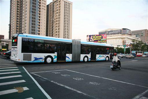 台中,BRT圖/中央社