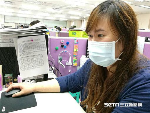 為響應3月24日世界結核病日,台北市於該日與北市萬華區健康服務中心合作,免費提供一般民眾四癌篩檢、胸部X光檢查等。(圖/記者楊晴雯攝)