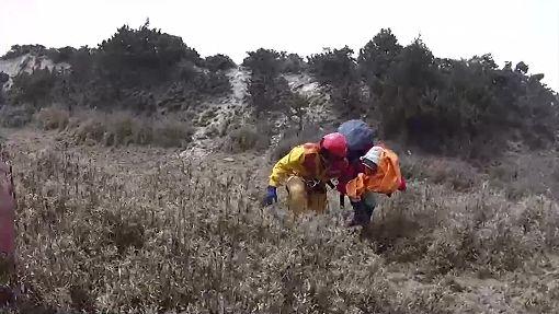登山客燒帳篷失溫 叫黑鷹救耗15萬挨轟