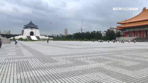 """中正紀念堂""""空間解嚴"""" 周邊限高擬放寬"""