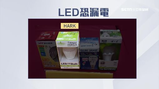 LED觸電險1200