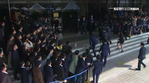 現身應訊道歉! 朴槿惠:願誠實接受調查