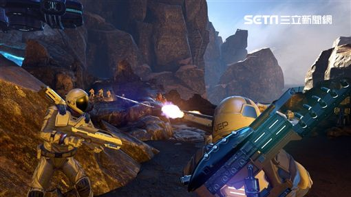 好想射擊!PS VR『Farpoint』5月16日上市(圖/SIET)
