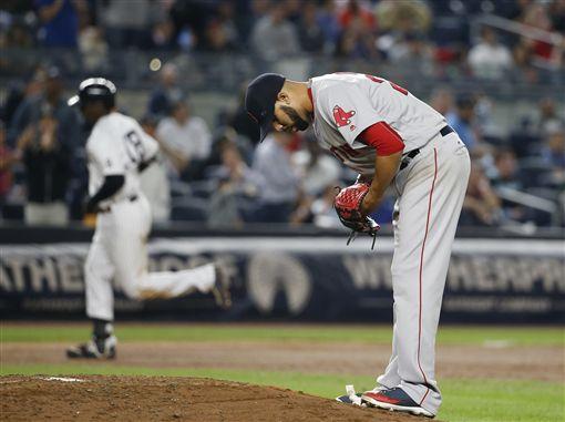 ▲Didi Gregorius去年在洋基棒打紅襪普萊斯。(圖/美聯社/達志影像)