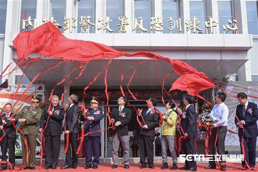 內政部警政署反恐訓練中心揭牌典禮 圖/記者林敬旻攝