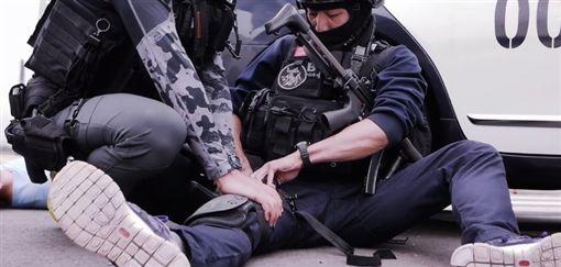 反恐,恐攻,恐怖攻擊,反恐訓練中心,警政署,NPA署長室,啟用-翻攝自NPA署長室臉書粉絲專頁