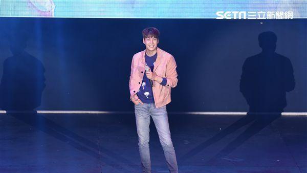 韓國男星金英光首度來台舉辦粉絲見面會與台灣影迷相見 圖/鄭先生