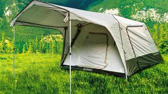 Yahoo奇摩提供 帳篷 露營 保暖質輕四季型100%天然水鳥羽毛睡袋 韓國SELPA 304不鏽鋼雙層加厚斷熱扣環杯 Turbo Tent 專利快速帳篷Turbo Lite 300-8人帳