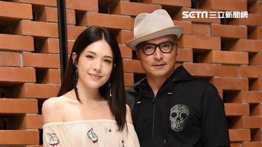 許瑋甯.李銘順出席電影目擊者記者會 圖/鄭先生