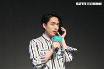 20170329-林宥嘉oppo守護大使出席三創客服中心開幕記者會