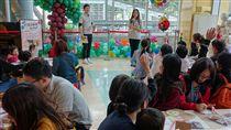繽紛彩繪!微風慈善基金會邀病童 提前過兒童節
