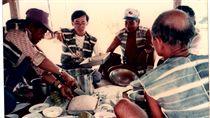 40年前一場夢  這大男孩改變蘭嶼命運 林茂安 圖/中央社