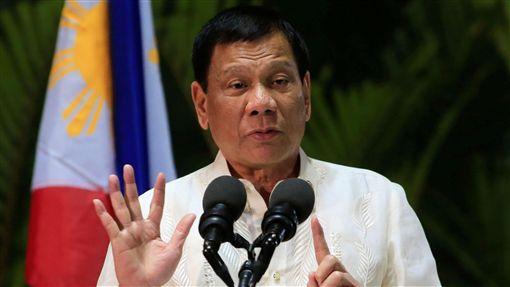 Duterte,杜特蒂,菲律賓,總統,內閣圖/路透社/達志影像