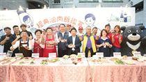 台北傳統市場節滷肉飯(圖/翻攝自臺北傳統市場節)