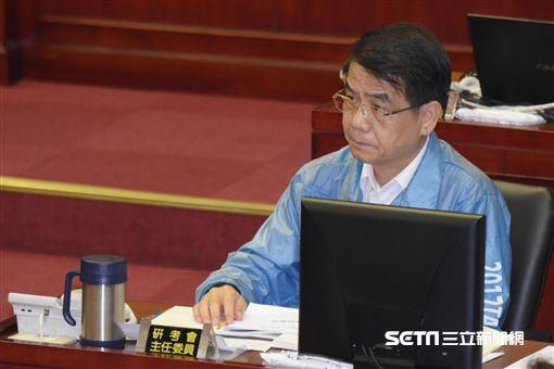 台北市議會,研考會主委王崇禮 圖/記者林敬旻攝