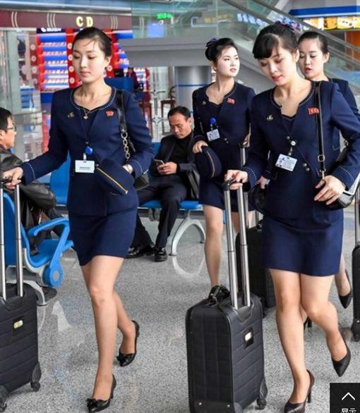 北韓拼觀光靠她們 高麗航空空姐超吸睛