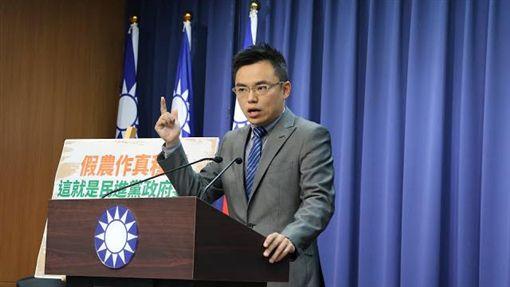國民黨文傳會副主委,洪孟楷(圖/國民黨文傳會提供)