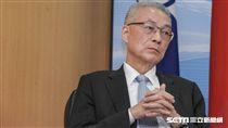 國民黨黨主席政見發表會,吳敦義 圖/記者林敬旻攝