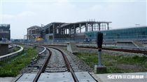 台中捷運綠線。(圖/記者馮珮汶攝)