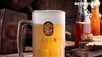 機捷美食戰!金色三麥中壢SOGO店開幕、啤酒喝通海(圖/金色三麥)