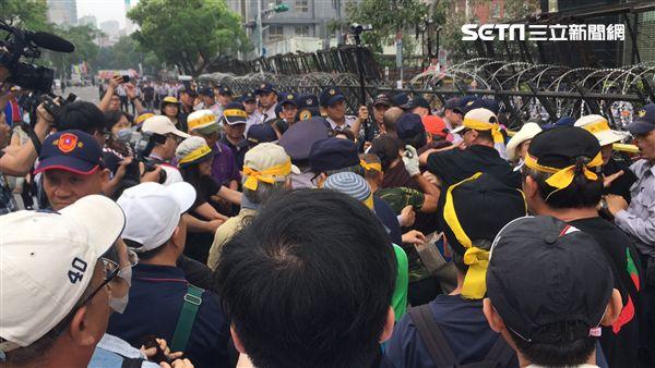 抗議,立法院 圖/記者陳彥宇攝影