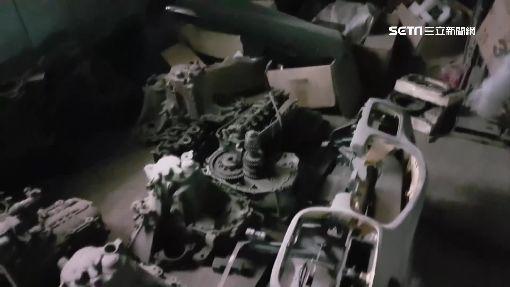 假拖吊真偷車 業者收賄將車拖至修車廠