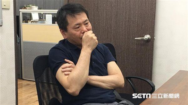 立委、國民黨黨團首席副書記長林為洲(圖/記者陳彥宇)