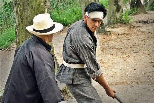 彭于晏 電影 明月幾時有 圖/双喜提供