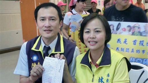 屏東市長夫妻涉貪 一審各判16年、褫奪公權5年中央社