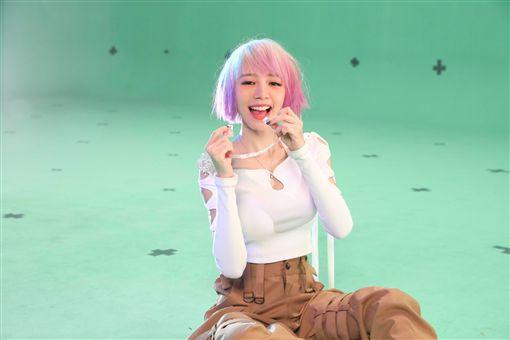 林明禎 #Me 全新EP MV拍攝 新歌「Change」 圖/種子提供