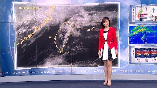 更熱!明天高溫飆破30度 午後嚴防雷雨