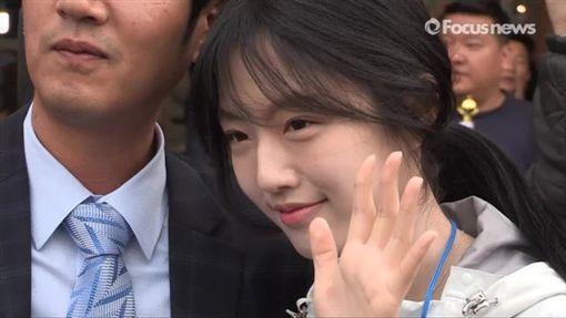 南韓總統,候選人,女兒,正妹,劉承旼,國民岳父,告白,劉垣(圖/翻攝自YouTube)