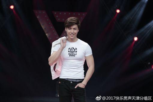 林瑞陽兒子林禹 圖/翻攝自微博