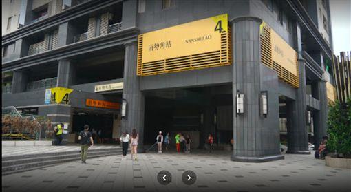 捷運站外觀。(圖/翻攝自googlemap)