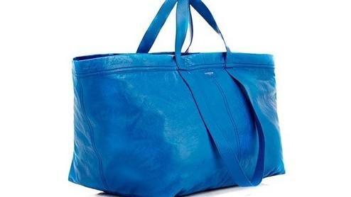 巴黎世家新款男用包象IKEA購物袋/官網 ID-883241