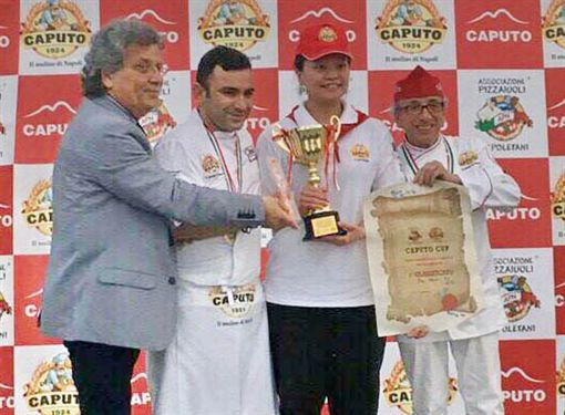2017 CAPUTO盃台灣區披薩大賽冠軍出爐