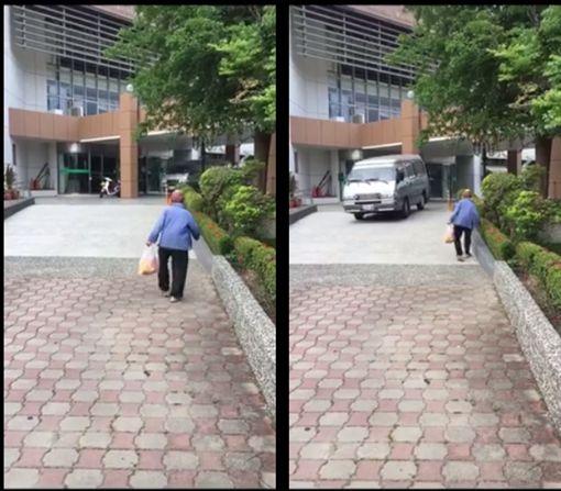 ▲圖/翻攝自黃嫈珺臉書拾荒翁