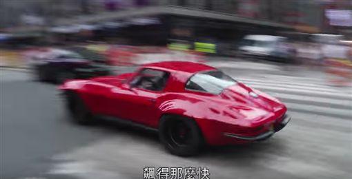 玩命關頭8幕後花絮 圖/翻攝自YouTube