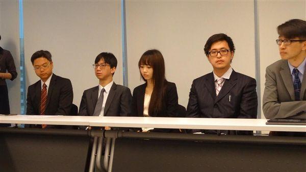 義正國際法律事務所林妍君,萌律師/郝龍斌競選辦公室提供