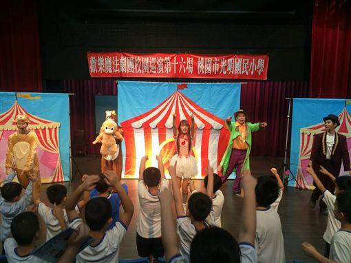 文化,歡樂魔法劇團,兒童劇團,兒童,屏東,稅務局,藝文,藝術,吳文堯,公標案,剝削,壓榨,劇場,心血,教育-翻攝自歡樂魔法劇團臉書