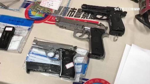 警破門逮毒販 搜出3把「007」龐德愛用槍