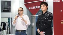 《中國新歌聲》第二季將展開,台灣賽區評審阿沁、韓羅賢、陳世光、參賽視障歌手張玉玲齊聚宣傳