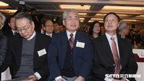 前行政院長毛治國出席長風文教基金會成立茶會 圖/記者林敬旻攝