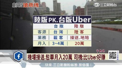 百度資金陸版Uber 進台灣搶旅遊商機 ID-887098