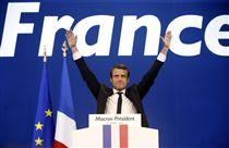 -法國-馬克宏-Emmanuel Macron-圖/美聯社/達志影像
