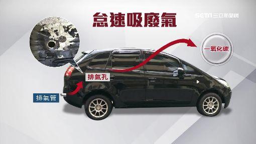 """汽車怠速增""""一氧化碳"""" 專家:致命關鍵3小時 ID-889849"""