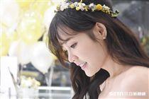 藝人吳心緹出席Vendomeaoyama日系飾品店開幕典禮 (圖/記者林敬旻攝)