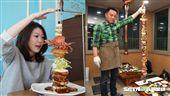 濟州,美食,韓國,旅遊,漢堡,螃蟹,韓式烤肉。(圖/記者簡佑庭攝)'