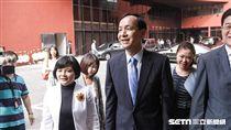 前瞻建設公聽會,新北市長朱立倫出席 圖/記者林敬旻攝