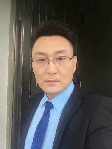 圖翻攝自微博 劉朔 ID-899268